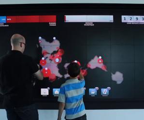 Quelles sont les caractéristiques d'un écran interactif tactile ?