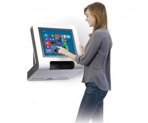 Installer une borne interactive sur un point de vente ou un stand